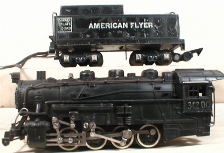 Flyer 0-8-0 switcher 342dc