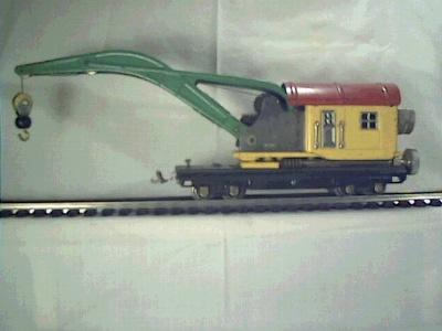 Lionel 810 Crane