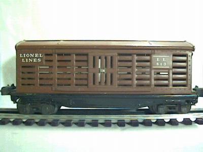 Lionel 813 Stock car