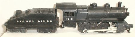 Lionel postwar 1615 switcher