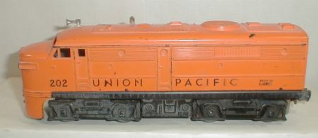 Lionel postwar 202 up alco