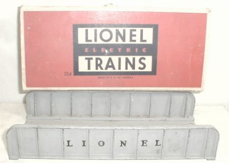 Lionel 314 Girder Bridge