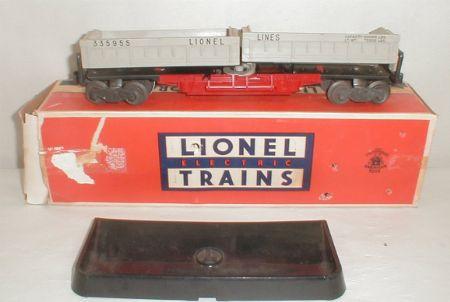 Lionel 335955 dump car