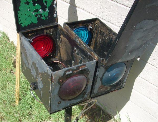 yard signal face