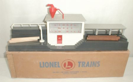 Lionel 464 Saw mill