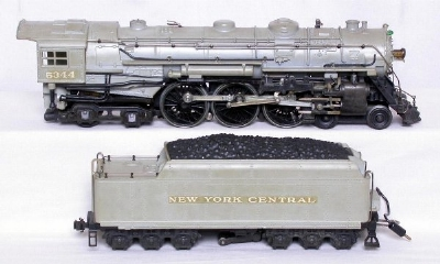 Lionel 700K Kit Hudson Assembled In Primer Grey