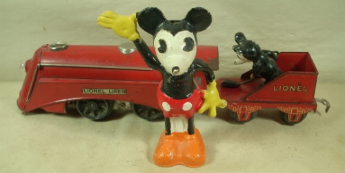 Lionel Mickey Mouse Barker