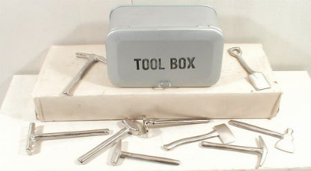 Lionel 208 toolbox with tools