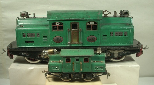 Lionel peacock 402 Locomotive