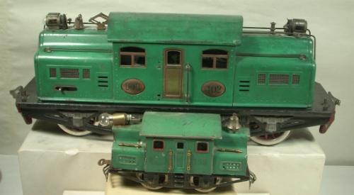 Lionel peacock 402 Locomotive