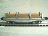 Lionel 2811 Flat Car