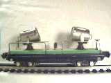Lionel 2820 Searchlight car