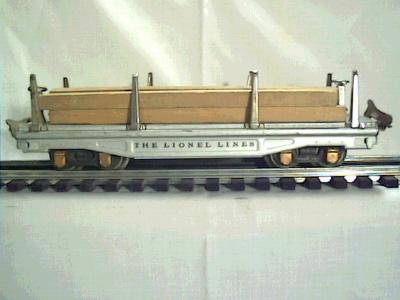 Lionel 811 Flat Car