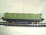 Lionel 812 gondola apple green