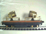 Lionel 820 Searchlight car
