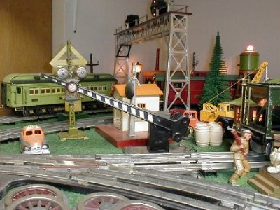 Lionel Stephen Girard Passenger train