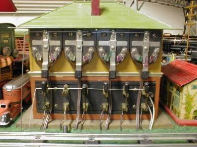 Lionel Standard gauge accessories