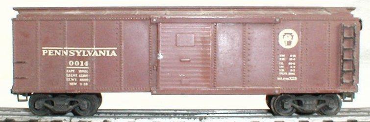 lionel 00 boxcar