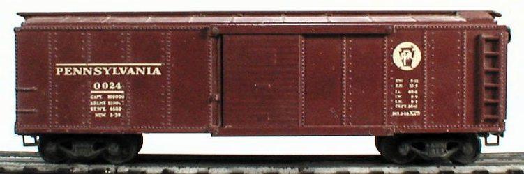lionel 0024 boxcar