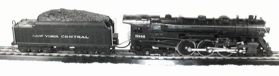 Lionel 00 Hudson Locomotive
