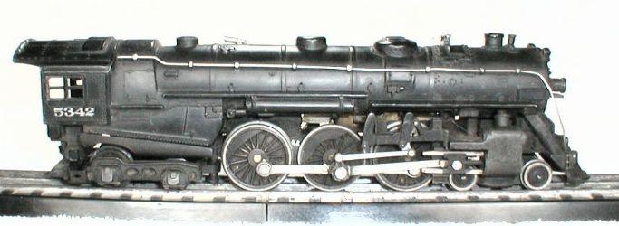 Lionel 002 Semi-scale Hudson