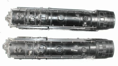 Lionel 00 Hudson Locomotives