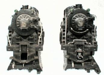 Lionel Hudson Locomotives
