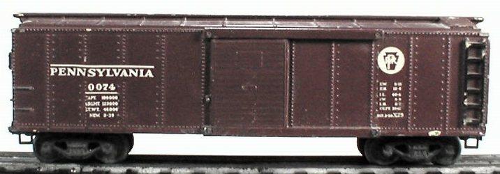 lionel 0074 boxcar
