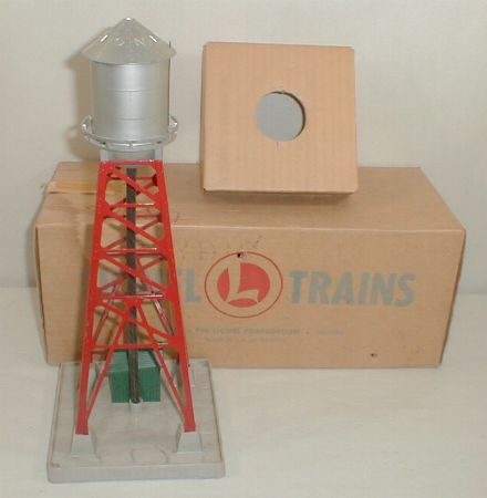 Lionel 193 Industrial Water Tower