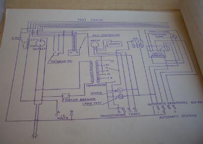 Lionel 5A test stand diagram