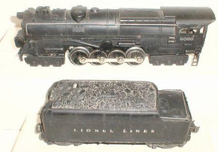Lionel 2020 steam trubine