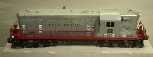 Lionel 2328 Burlington GP-7