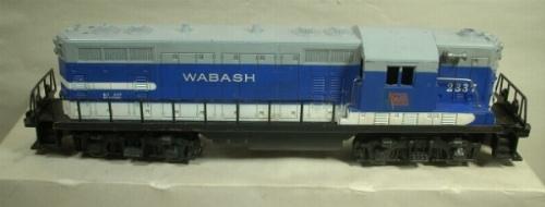 Lionel 2337 wabash loco