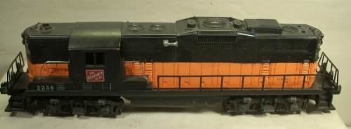 Lionel 2338 Milwaukee loco