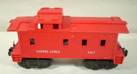 Lionel 6167 Caboose