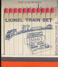 Lionel Matches