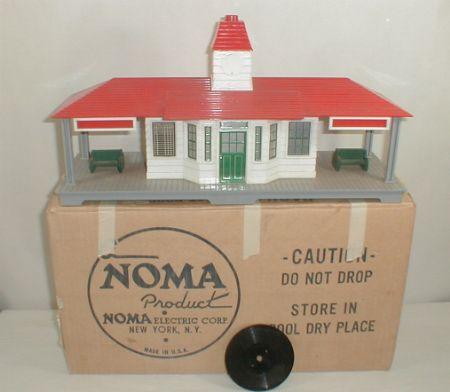Noma Talking Station